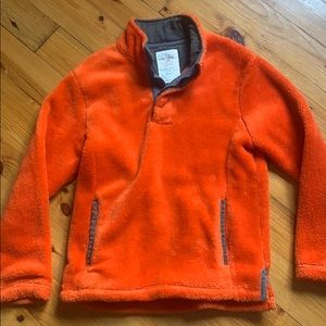 Mini Boden Fleece Pullover